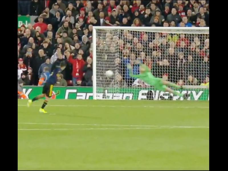 Football news: पेनल्टी शूटआउट में जीतकर लिवरपूल क्वार्टर फाइनल में, आर्सेनल को हराया
