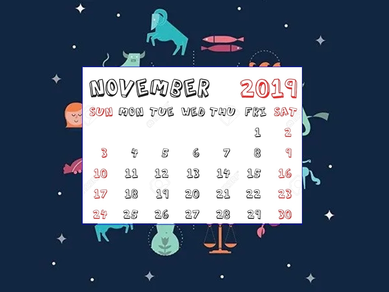 Monthly Horoscope November 2019: इस महीने भगवान से जो मांगेंगे, वो मिलेगा