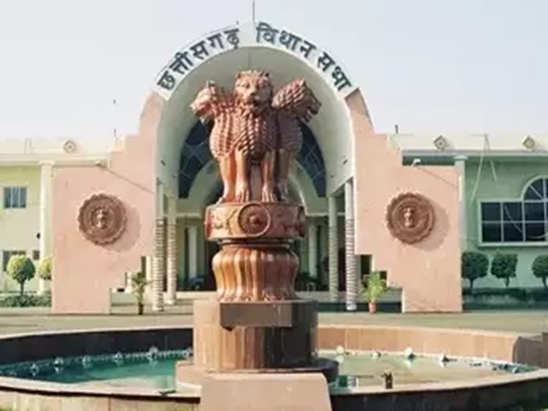 Chhattisgarh Assembly : कांग्रेस विधायक मनोज मंडावी का विधानसभा उपाध्यक्ष बनना तय
