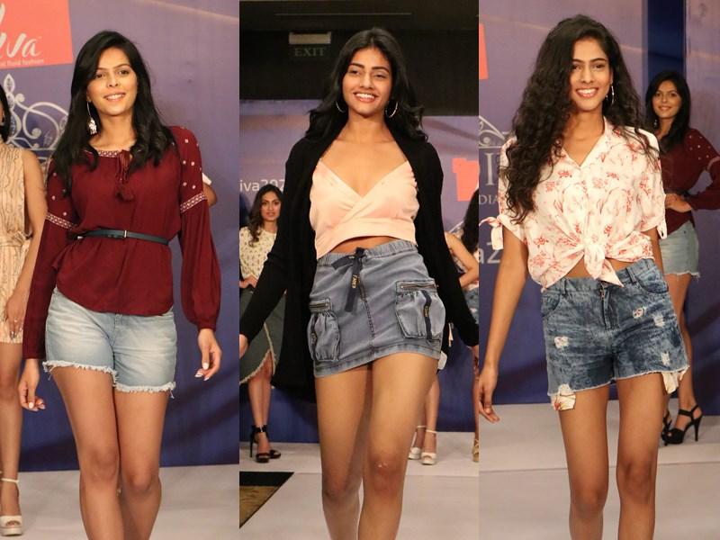 Miss Diva 2020 : इंदौर की तीन मॉडल्स जाएंगी मिस दिवा 2020 के रैंप पर