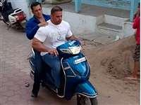इंदौर में 'दबंग 3' की शूटिंग के लिए Salman Khan अपने साथ भतीजे Abdullah Khan को भी लाए थे