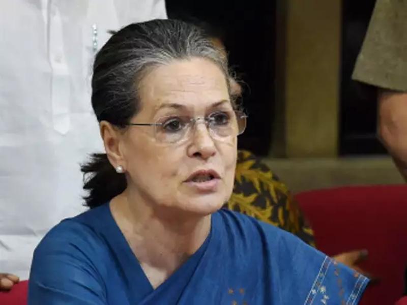 CWC बैठक में Sonia Gandhi बोलीं, जल्दबाजी में लिया Lockdown का फैसला, लाखों मजदूर हो रहे परेशान