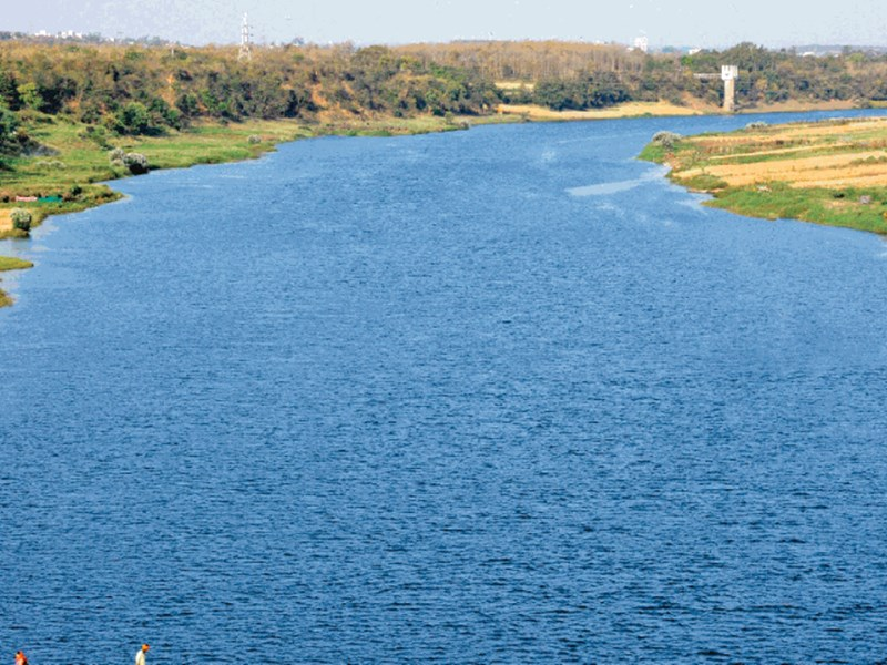 LockDown in Jabalpur : जबलपुर में 20 साल में पहली बार नर्मदा नदी हुई स्वच्छ