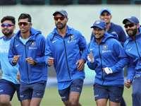 Team India की ट्रेनिंग के लिए सुरक्षित जगह की तलाश में BCCI