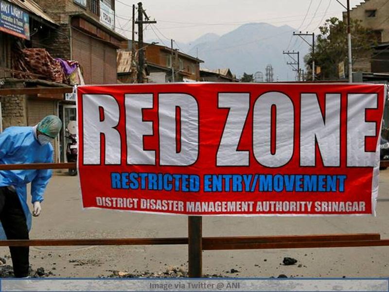 Chhattisgarh Red Zone List : छत्तीसगढ़ के 16 जिलों के 26 ब्लॉक रेड जोन में शामिल
