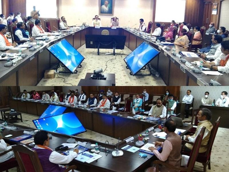 Madhya Pradesh Cabinet Expansion : मध्य प्रदेश में 28 मंत्रियों ने ली शपथ, देखें पूरी लिस्ट