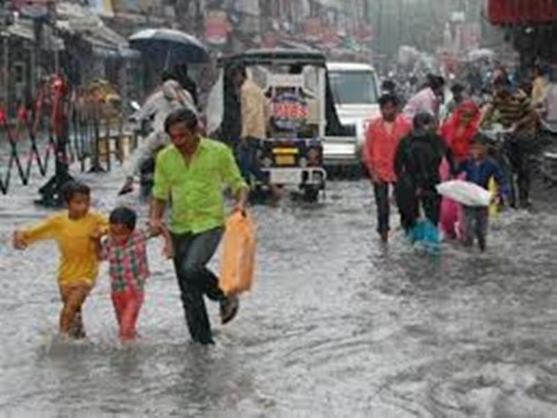 Madhya Pradesh Weather Update : मध्य प्रदेश में अच्छी बरसात का दौर शुरू होने की संभावना