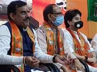 Shivraj Cabinet Expansion : असंतुलन से उपजा 'विष' आखिर किसके खाते में जाएगा