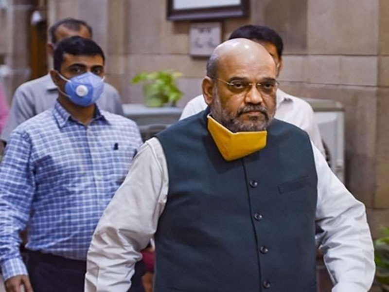 गृहमंत्री Amit Shah कोरोना पॉजिटिव, मेदांता में भर्ती, कई नेताओं ने की स्वस्थ होने की कामना