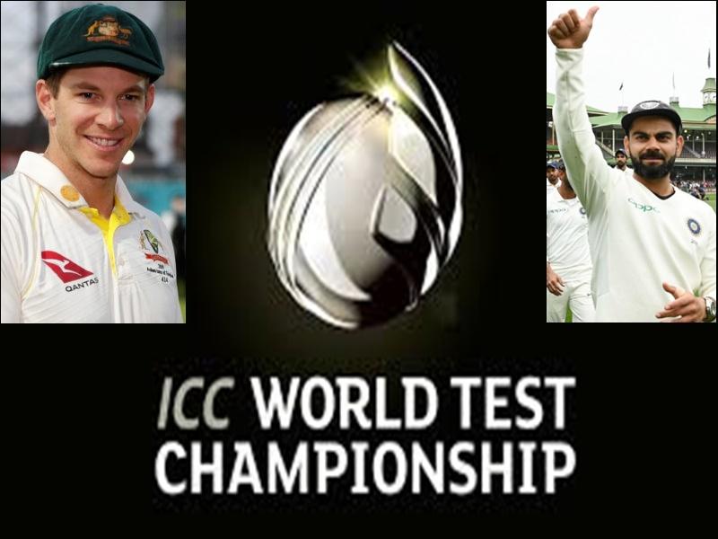 ICC World Test championship: ऑस्ट्रेलिया ने भारत से अंतर किया कम, देखिए वर्ल्ड टेस्ट चैंपियनशिप की अंक तालिका