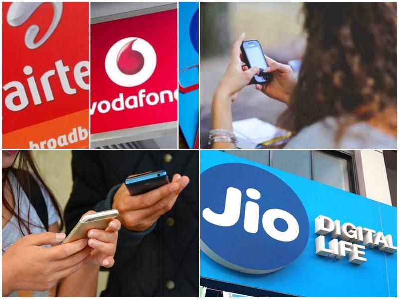 Reliance Jio, Airtel, Vodafone Idea Plans : कितना बढ़ा आपका मोबाइल बिल, जानने के लिए यह खबर जरूर पढ़ें