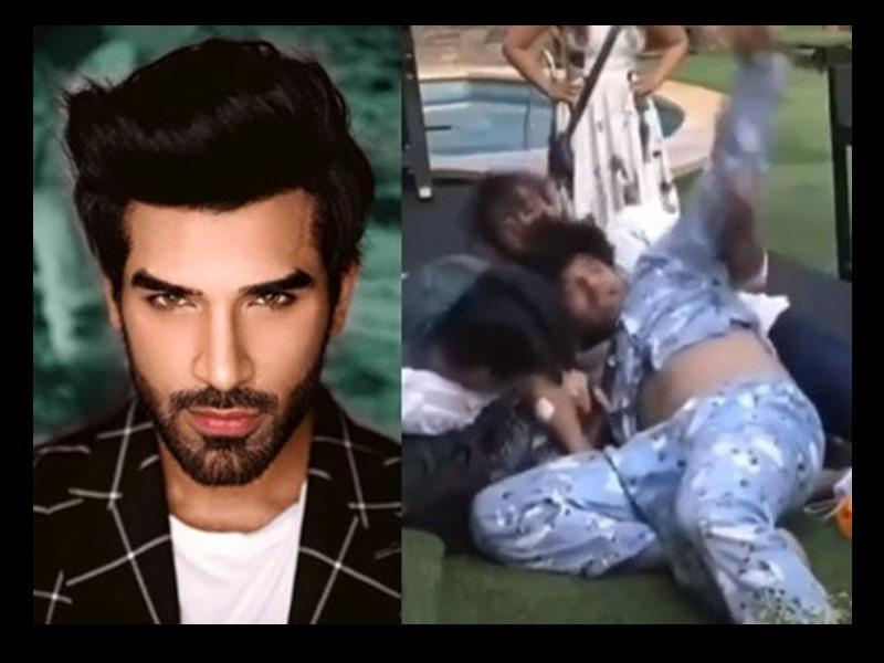 Bigg Boss 13: टास्क में निकल ही गई थी Paras Chhabra की Wig, Watch Video