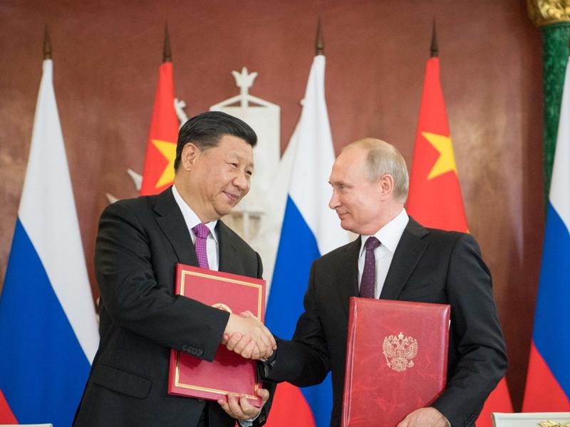 Russia China gas pipeline : पुतिन और जिनपिंग ने की ऐतिहासिक रूस-चीन गैस पाइप लाइन की लॉन्चिंग