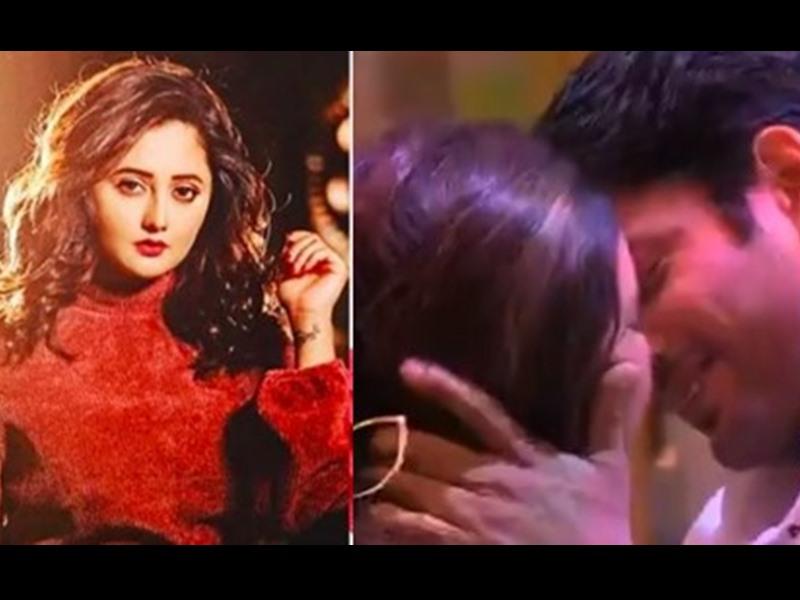 Bigg Boss 13: Sidharth Shukla के कारण Rashami Desai खूब रोईं, Kiss का हो रहा पछतावा