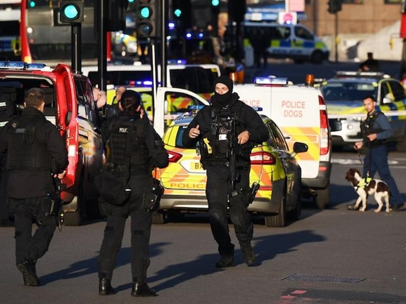 London Bridge Attack : लंदन हमले के बाद कड़ी हुई सुरक्षा व्यवस्था, जगह-जगह हो रही चेकिंग