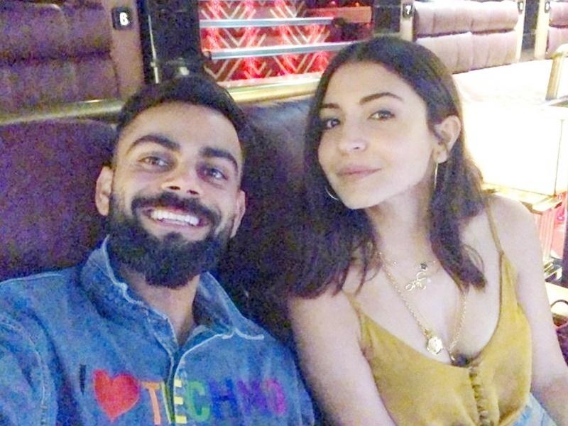 Virat Kohli reveals about Anushka Sharma film: विराट ने बताई पत्नी अनुष्का की कौन सी फिल्म, उन्हें सबसे ज्यादा पसंद