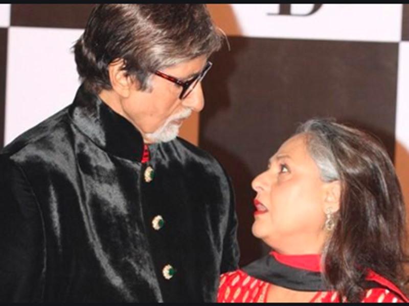 Jaya Bachchan पर Amitabh Bachchan ने उतारा गुस्सा, पत्रकारों के सामने ही भड़क गए थे