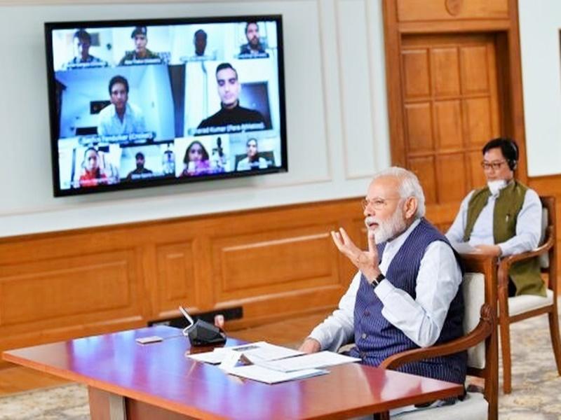PM Modi से चर्चा पर Sachin Tendulkar ने दी ये प्रतिक्रिया, कही ये अहम बात