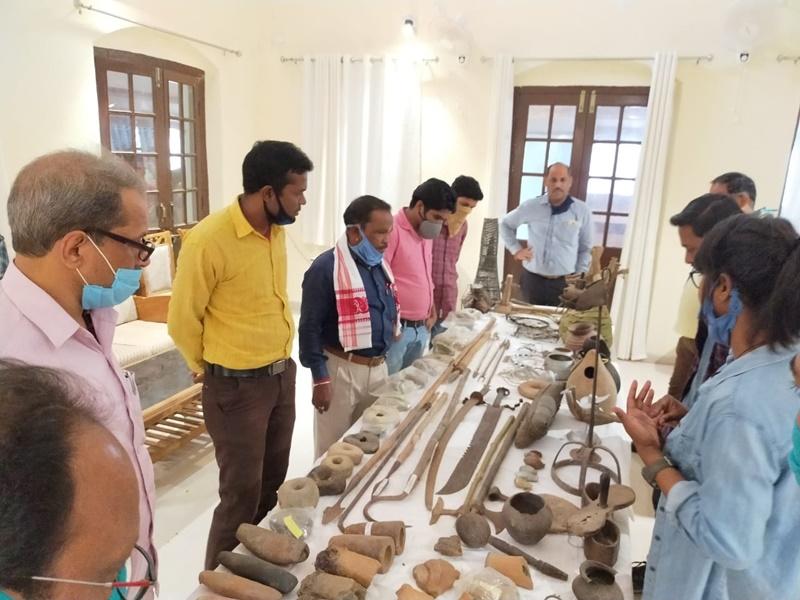 Jashpur News: संरक्षण की कवायद के बीच अब पुरातात्विक धरोहर को लेकर शुरू हुई सियासत