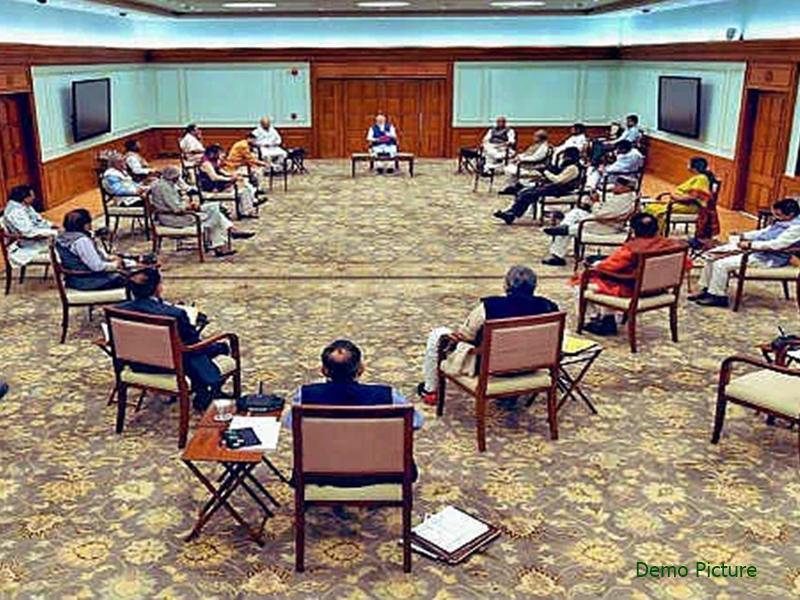 पीएम आवास पर केंद्रीय मंत्रिमंडल की बैठक आज, हो सकता है बड़ा ऐलान