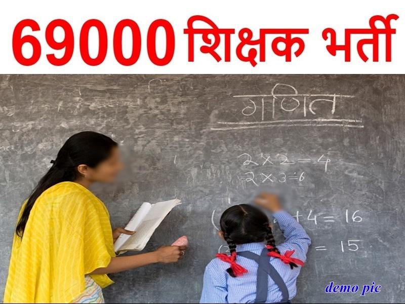69000 Teacher Bharti: शिक्षकों की भर्ती पर रोक लगी, आपत्ति के लिए दिया 1 सप्ताह का समय