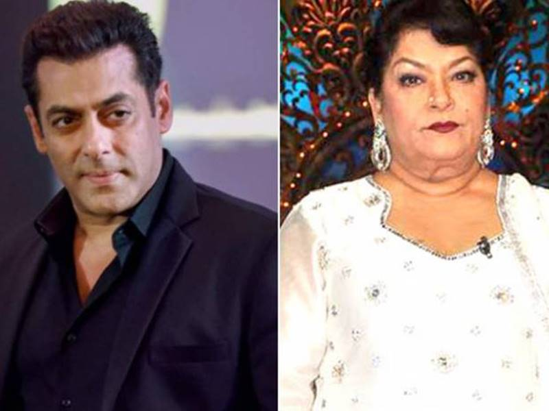 Madhuri Dixit के जाने के बाद Saroj Khan के पास काम नहीं था, Salman Khan ने की थी मदद