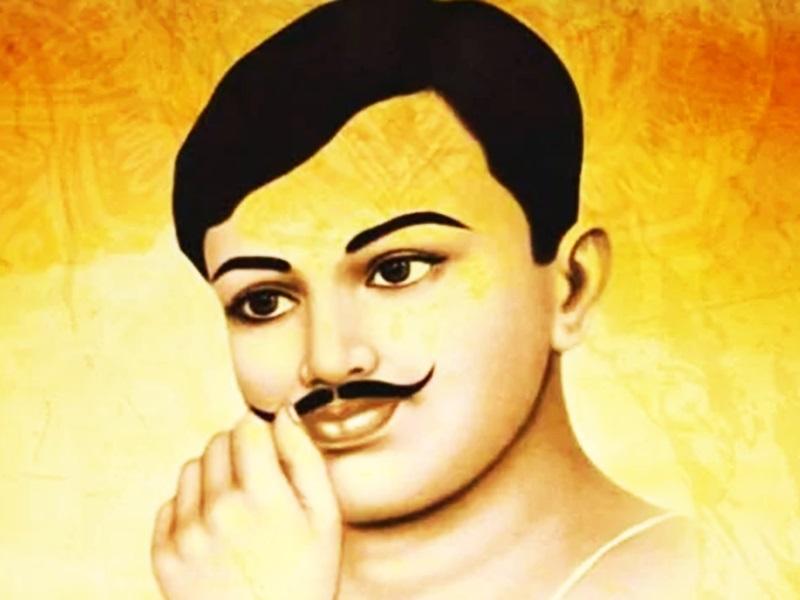 Bhopal News : चंद्रशेखर आजाद की प्रतिमा हटाकर अर्जुन सिंह की लगाने का विरोध