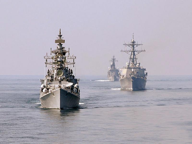 Navy Day 2019: भारत ने अरब सागर में चीनी जहाज को खदेड़ा, नौसेना प्रमुख ने किया बड़ा खुलासा
