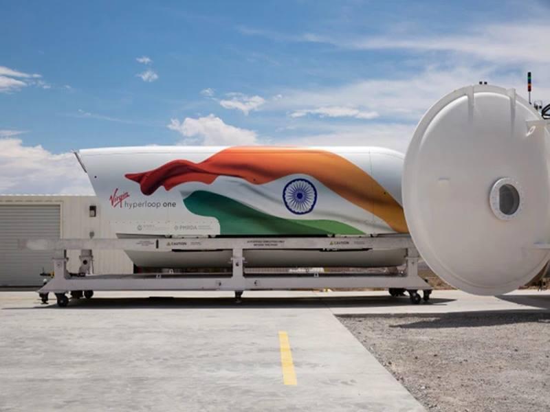 Hyperloop Transport Project: अमृतसर से दिल्ली का छह घंटे का सफर सिर्फ 30 मिनट में तय होगा