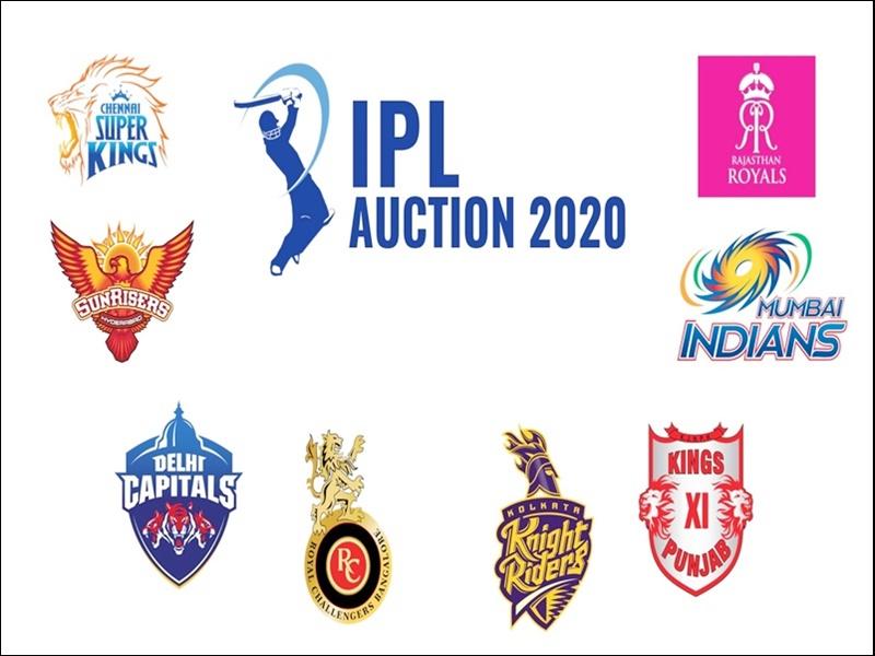 IPL 2020: ज्यादा बेस प्राइस वाले खिलाड़ियों की घोषणा, भारत से केवल ये खिलाड़ी