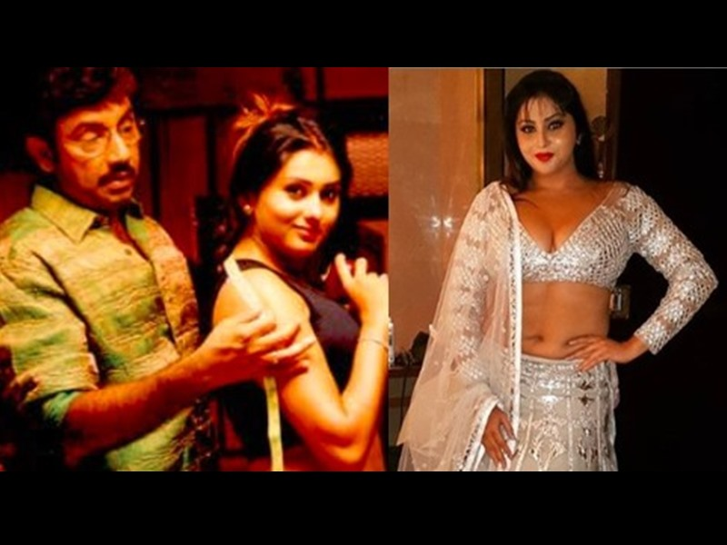 'कटप्पा' के साथ रोमांस करने वाली यह बोल्ड Actress हुई BJP में शामिल, देखें तस्वीरें