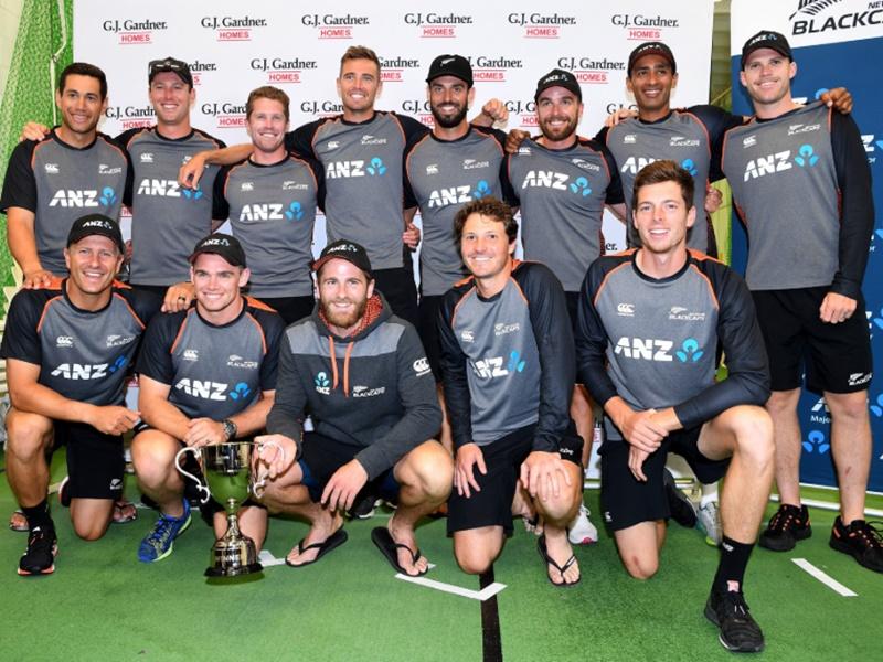New Zealand vs England: ड्रॉ टेस्ट मैच में विलियम्सन और टेलर के शतक, न्यूजीलैंड का सीरीज पर कब्जा