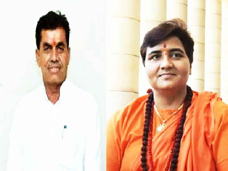 Sadhvi Pragya : दांगी को चुनौती देकर सोशल मीडिया में छाईं साध्वी प्रज्ञा
