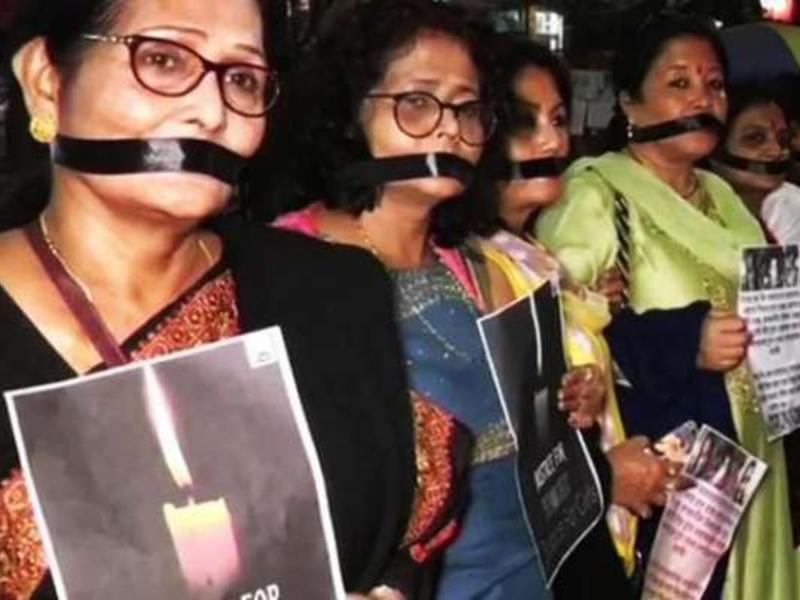 Hyderabad Murder Case: हैदराबाद केस के आरोपियों को जेल में परोसी गई मटन करी, चेहरे पर दिखे ऐसे भाव