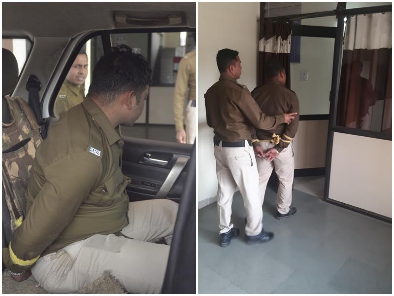 Khandwa News : नशे में धुत आरक्षक ने एएसआई को जड़ा थप्पड़, एसपी ने किया निलंबित