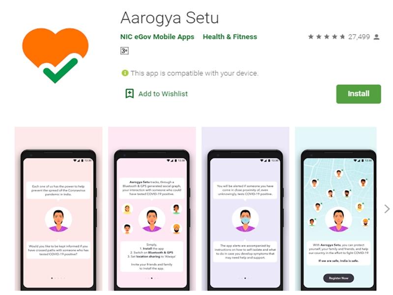 Aarogya Setu App: जानें कैसे करें डाउनलोड और यूज, बताएगी कहीं संक्रमित के संपर्क में तो नहीं आए आप