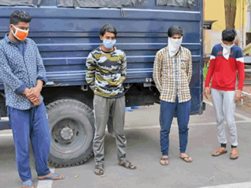 Indore News : समोसे वाली चाची ने उकसाया तो हमने पथराव शुरू कर दिया