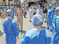 Coronavirus in Indore : इंदौर में कोरोना से दो और मौत, अब तक सात ने गंवाई जान