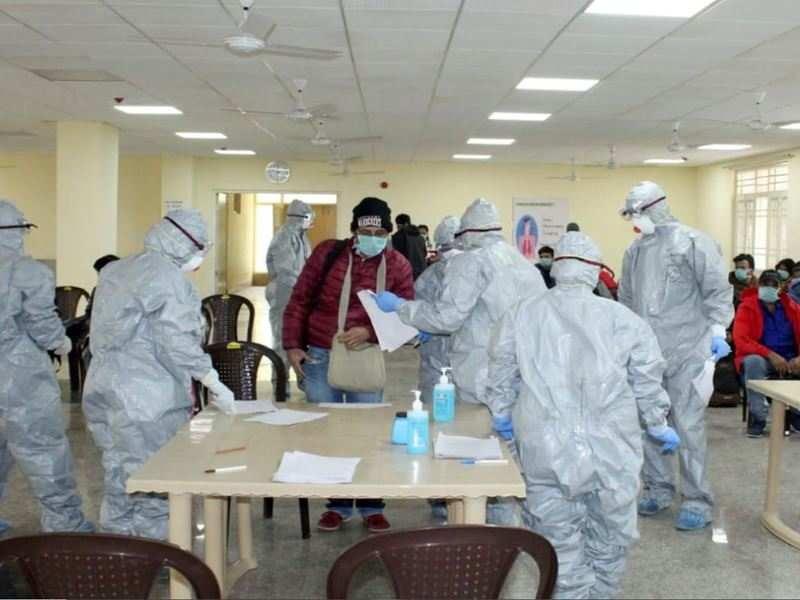 Coronavairus in Raisen : क्वॉरेंटाइन सेंटर से भाग निकला संदिग्ध, भोपाल में 20 जमातियों से पूछताछ