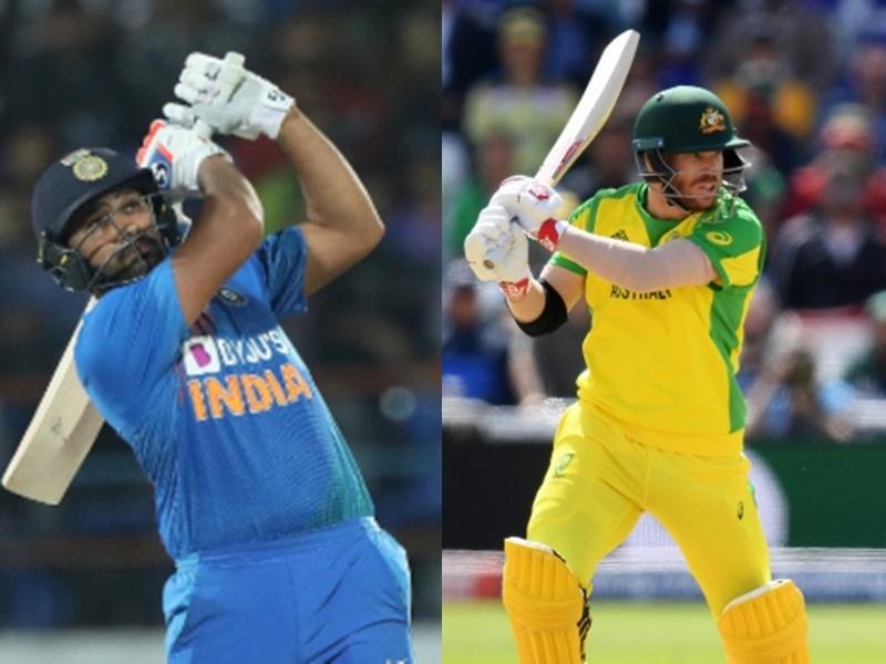 इस ऑस्ट्रेलियाई दिग्गज ने Rohit Sharma और David Warner को बताया टी20 में दुनिया के सर्वश्रेष्ठ ओपनर