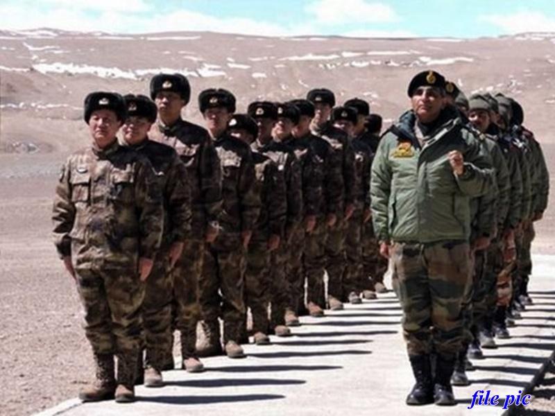India-China Conflict: लद्दाख में पीछे हटी चीनी सेना, LAC के पास से अपने टेंट भी उखाड़े