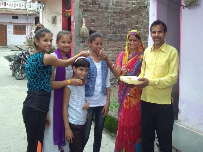 MP Board 10th Result 2020 : मजदूर की बेटी ने बढ़ाया महू का गौरव, मध्य प्रदेश की मेरिट में पाया स्थान