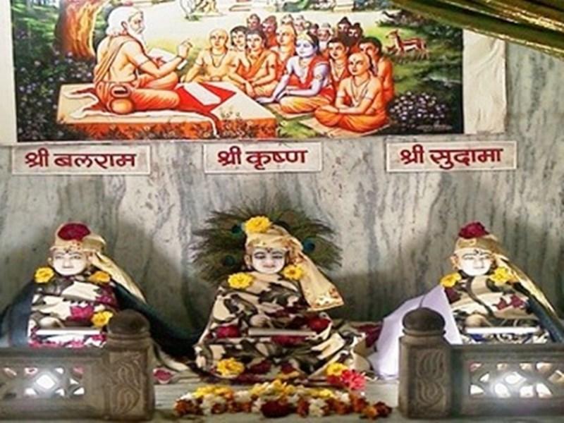 Guru Purnima 2020 : उज्जैन में गुरु सांदीपनि ने भगवान श्रीकृष्ण को सिखाया था काढ़ा बनाना