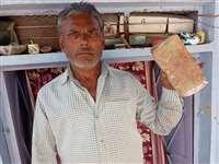 Ayodhya Ram Mandir :  अयोध्या गए थे श्याेपुर के अब्दुल, हफीज और मुरारी, लेकर आए विवादित ढांचे की ईंट