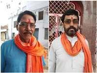 Ram Mandir Bhoomi Pujan : कारसेवा के लिए 10 दिन में 700 किमी पैदल चलकर पहुंचे थे अयोध्या