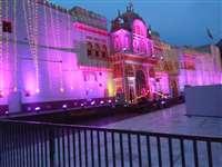 Ram Mandir Bhoomi Pujan : राम मंदिर की आधारशिला रखे जाने से पहले दमकी बुंदेलखंड की अयोध्या, देखें तस्वीरें