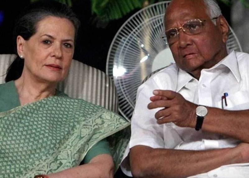 Maharashtra Government : सोनिया गांधी से मुलाकात के बाद शरद पवार बोले- सरकार बनाना भाजपा की जिम्मेदारी
