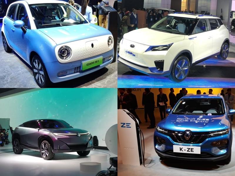 Auto Expo 2020: ऑटो एक्सपो में Electric कारों ने दिखाया जलवा, ये है दुनिया की सबसे सस्ती कार