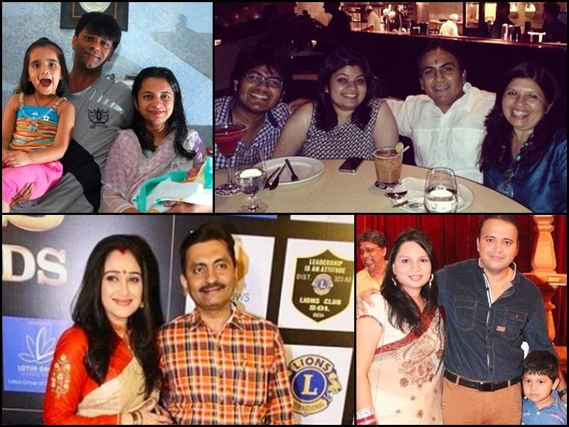 Taarak Mehta के इन किरदारों के लाइफ पार्टनर्स से मिलिये, चौंका देगी Champaklal की जोड़ी