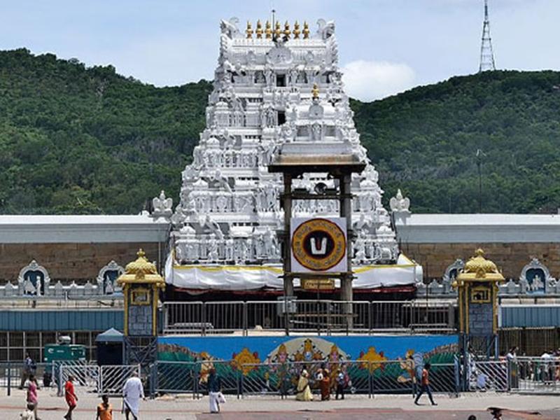 भगवान बालाजी मंदिर के दर्शन इस दिन से होंगे शुरू, रोजाना 6 हजार श्रध्दालुओं को ही मिलेगी अनुमति
